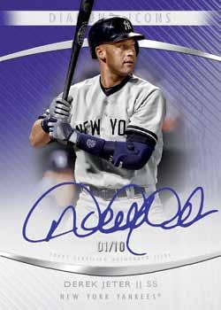 2017 Diamond Icons Baseball Case Random Hits 3