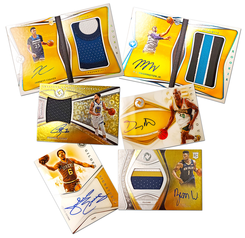 Firehandcards | 19/20 Opulence Basketball Case Random Teams #3