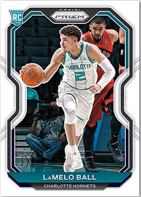 20/21 Prizm Basketball Hobby 3 Box PYT #19