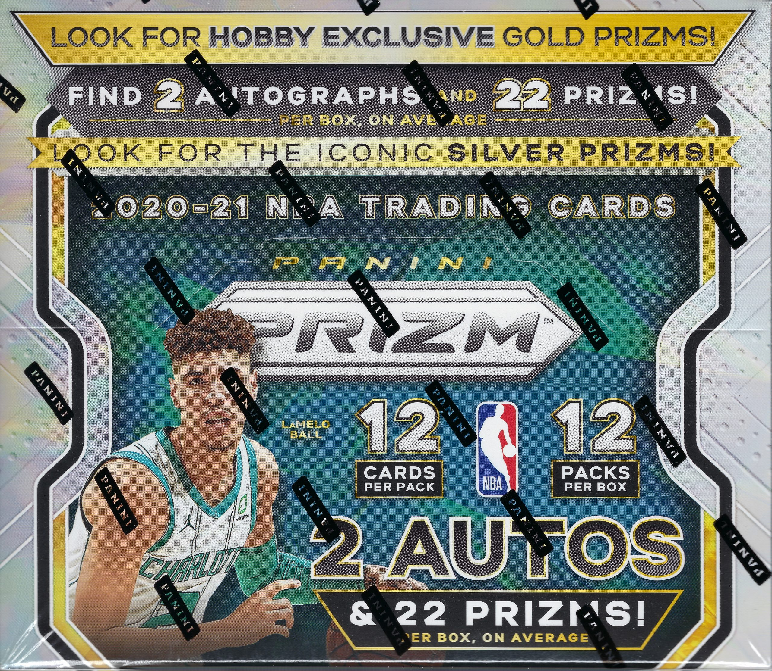 20/21 Prizm Basketball Hobby Single Box Random Teams #10
