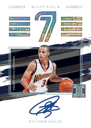 20/21 Panini Impeccable Basketball Case Random Teams #4